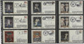 Autographs:Others, 1981-84 World Series Signed First Day Covers Lot of 32. From WorldSeries played between 1981-84 we offer this comprehensiv...
