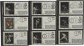 Autographs:Letters, 1986-87 World Series Signed First Day Covers Lot of 27. Brilliantcollection of signed first day covers come from a pair of...