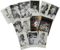 "Autographs:Photos, Massive Collection of St. Louis Cardinals Signed Photographs Lot of199. Large collection of signed photos, mostly 4x6"", si..."