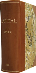 Books:Non-fiction, Karl Marx. Capital: A Critical Analysis of CapitalistProduction. New York: Appleton & Co., 1889.. ...