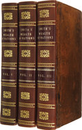 Books:Non-fiction, Adam Smith. An Inquiry into the Nature and Causes of the Wealthof Nations. In Three Volumes. The Fifth Edition.... (Total: 3Items)