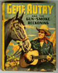 Big Little Book #1434 Gene Autry (Whitman, 1943) Condition: VG