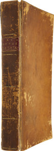 Books:Non-American Editions, 1791 Publication of the Acts Passed at the First Session ofCongress. Acts Passed at a Congress of the United States ofAm...