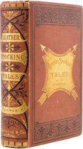 """Books:Non-fiction, James Fenimore Cooper. The """"Leather-Stocking"""" Tales. The Deerslayer, The Last of the Mohicans, The Pathfinder,..."""