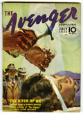 Pulps:Hero, The Avenger V2#5 (Street & Smith, 1940) Condition: VG/FN....