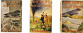 Books:Children's Books, Victor Appleton. Three Tom Swift Adventures, including:... (Total:3 Items)