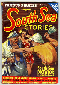 South Sea Stories V1#1 (Ziff-Davis, 1939) Condition: VG+