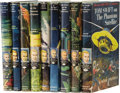 Books:Children's Books, Victor Appleton II. Nine Tom Swift Jr. Adventures, Numbers 9-17,including:... (Total: 9 Items)