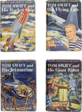 Books:Children's Books, Victor Appleton II. First Four Tom Swift Jr. Adventures,including:... (Total: 4 Items)
