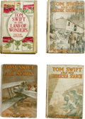 Books:Children's Books, Victor Appleton. Four Early Tom Swift Adventures, including:...(Total: 4 Items)