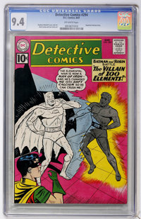 Detective Comics #294 (DC, 1961) CGC NM 9.4 Off-white pages