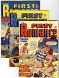 Golden Age (1938-1955):Romance, First Romance File Copies Group (Harvey, 1949-58) Condition:Average VF/NM.... (Total: 52 Comic Books)