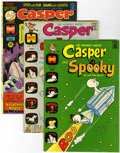 Bronze Age (1970-1979):Cartoon Character, Casper and Spooky and Others File Copies Group (Harvey, 1972-77)Condition: Average VF/NM.... (Total: 49 Comic Books)
