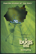 "Movie Posters:Animated, A Bug's Life (Buena Vista, 1998). One Sheet (27"" X 40"") Advance DS.Animated...."