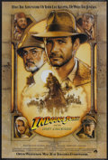 "Movie Posters:Action, Indiana Jones and the Last Crusade (Paramount, 1989). One Sheet (27"" X 40""). Action...."