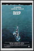 "Movie Posters:Adventure, The Deep (Columbia, 1977). One Sheet (27"" X 41""). Adventure...."
