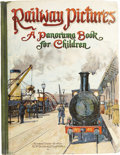 Books:Children's Books, Sheila Braine. Railway Pictures. A Panorama Book forChildren. London: Ernest Lister and New York: E. P. Dutton ...