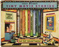 Books:Children's Books, [Walt Disney Studios]. Walt Disney's Tiny Movie Stories Fromthe Golden Library Series. New York: Simon and Schu...