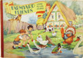Books:Children's Books, Farmyard Friends Come to Life Stories Pop-Up Book. London:Sandle Brothers, [no date]. . ...