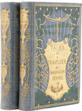 Books:First Editions, Washington Irving. Tales of a Traveller. New York: G. P.Putnam's Sons, 1895.... (Total: 2 Items)