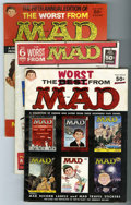 Magazines:Humor, Worst From Mad Group (EC, 1958-69).... (Total: 9)