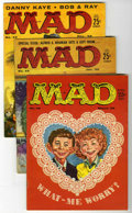 Magazines:Mad, Mad #37-48 Group (EC, 1958-59).... (Total: 12)