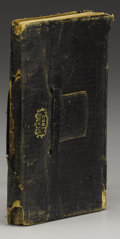 Military & Patriotic:Civil War, A Soldier's Diary from the 23rd Connecticut - New Orleans Occupation. This Civil War soldier's diary was owned by Private Le...