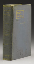 Military & Patriotic:Civil War, The Book Pickett and His Men By His Wife LaSalle Corbell Pickett, Signed With a Lengthy Inscription. Confederate Gen...