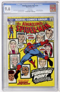 Bronze Age (1970-1979):Superhero, The Amazing Spider-Man #121 (Marvel, 1973) CGC NM+ 9.6 White pages....