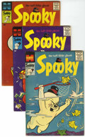 Silver Age (1956-1969):Humor, Spooky File Copies Box Lot (Harvey, 1955-1980) Condition: Average VF/NM unless otherwise noted....
