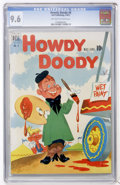 Golden Age (1938-1955):Humor, Howdy Doody #8 (Dell, 1951) CGC NM+ 9.6 Off-white to white pages....