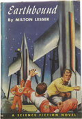Books:First Editions, Milton Lesser. Earthbound....