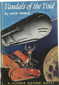 Books:First Editions, Jack Vance. Vandals of the Void....