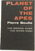 Books:Fiction, Pierre Boulle. Planet of the Apes....