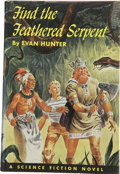 Books:First Editions, Evan Hunter. Find the Feathered Serpent....