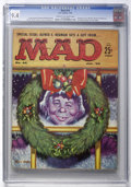 Magazines:Mad, Mad #44 (EC, 1959) CGC NM 9.4 Cream to off-white pages....