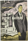 Books:First Editions, Robert A. Heinlein. The Puppet Masters....