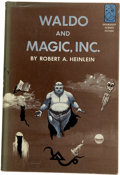 Books:First Editions, Robert A. Heinlein. Waldo and Magic, Inc....