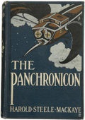 Books:First Editions, Harold Steele Mackaye. The Panchronicon....