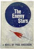 Books:First Editions, Poul Anderson. The Enemy Stars. Philadelphia: J. B.Lippincott Company, 1959. . ...