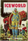 Books:First Editions, Hal Clement [pseudonym for Harry Clement Stubbs]. Iceworld.New York: Gnome Press, 1953.. ...