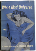 Books:First Editions, Frederic Brown. What Mad Universe. New York: E. P. Dutton& Co., Inc., 1949.. ...