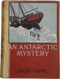 Books:First Editions, Jules Verne. An Antarctic Mystery. Philadelphia: J. B.Lippincott Company, 1899.. ...