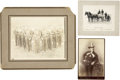 Photography:Cabinet Photos, Lot of Three Firemen Photographs ca 1890s-1900s -... (Total: 3Items)