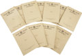 Books:Periodicals, Eleven Volumes of Mark Twain Quarterly. ... (Total: 11Items)