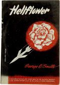 Books:First Editions, George O. Smith. Hellflower. New York: Abelard Press, 1953.....