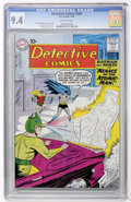 Silver Age (1956-1969):Superhero, Detective Comics #280 (DC, 1960) CGC NM 9.4 Off-white pages....