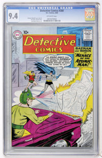 Detective Comics #280 (DC, 1960) CGC NM 9.4 Off-white pages