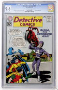 Silver Age (1956-1969):Superhero, Detective Comics #307 (DC, 1962) CGC NM+ 9.6 Off-white pages....