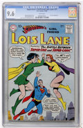 Silver Age (1956-1969):Superhero, Superman's Girl Friend Lois Lane #21 (DC, 1960) CGC NM+ 9.6 Whitepages....